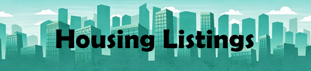 Housing Listings Icon